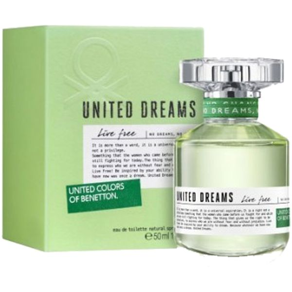 Eau-de-toilette-United-Dream-Live-Free-x-50-ml-