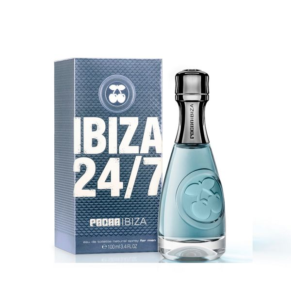 Eau-de-Toilette-Ibiza-24-7-Him-X-100-Ml