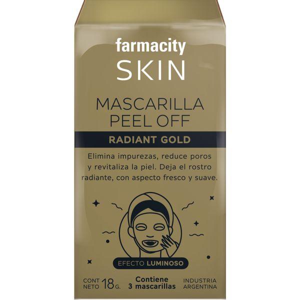 mascara-facial-farmacity-skin-peel-off-gold-x-3-un