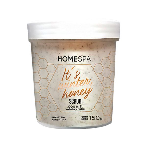 scrub-home-spa-honey-x-150-ml