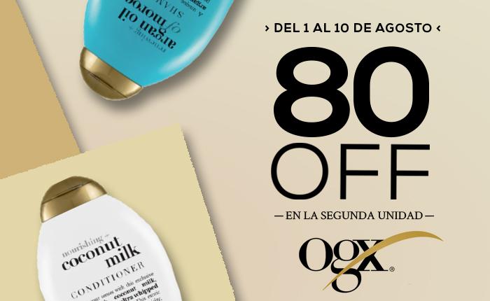 OGX 2da al 80 Mobile