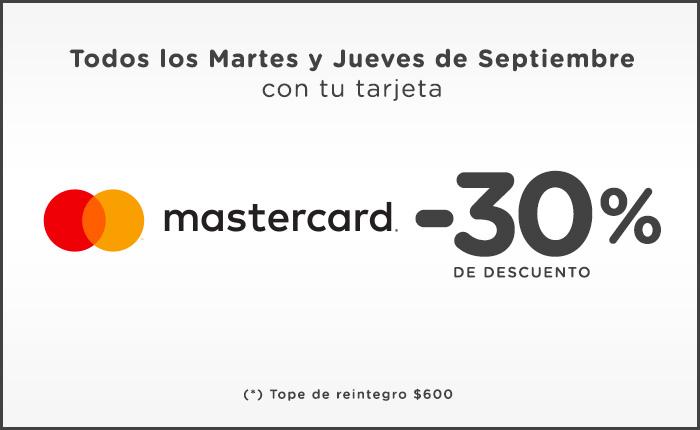 Mastercard martes y jueves mobile