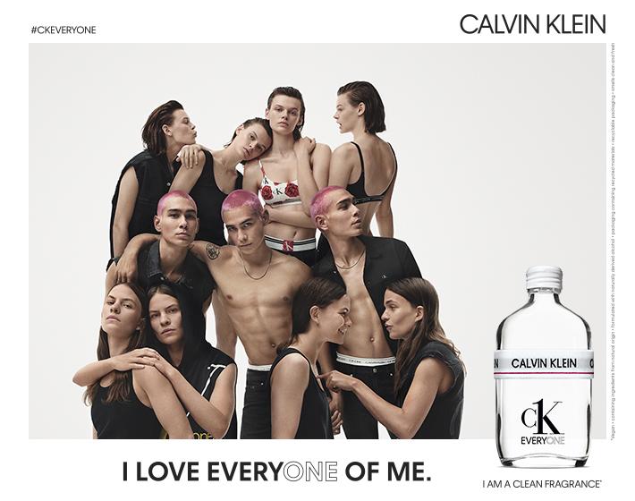 Calvin Klein mobile