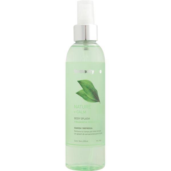 body-splash-nature-calm-vaporizador-spray-x-200-ml