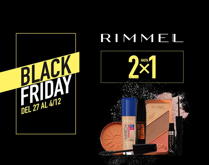 Rimmel 2x1 premium Mobile
