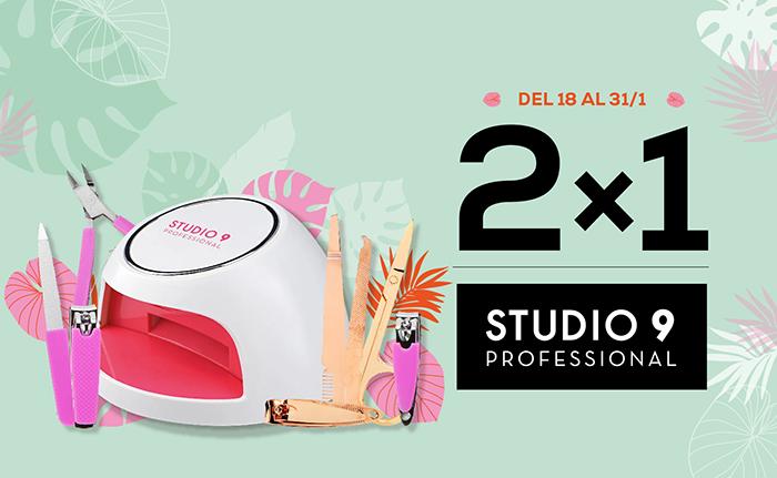 Uñas Studio 9 mobile
