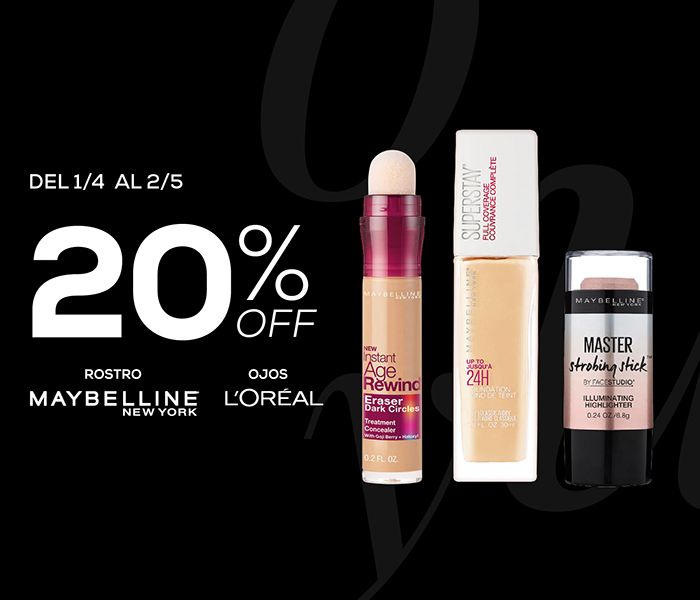 Maybelline LOreal mobile