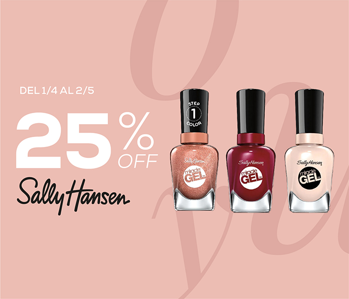 Sally Hansen mobile