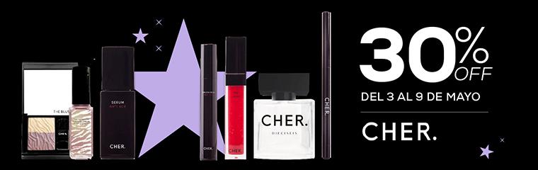 Cher desk