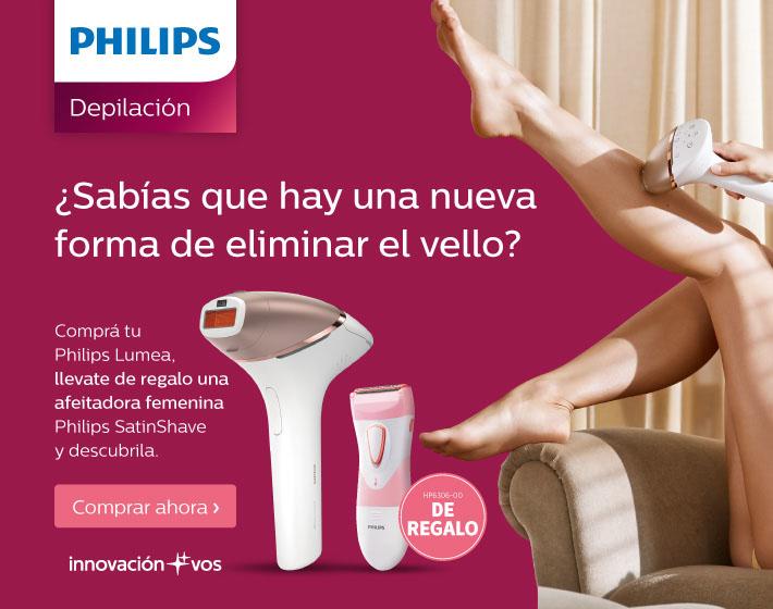 Philips depiladora mobile