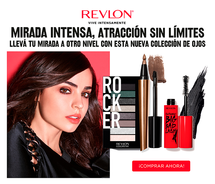 Lanzamiento Revlon Eyes mobile