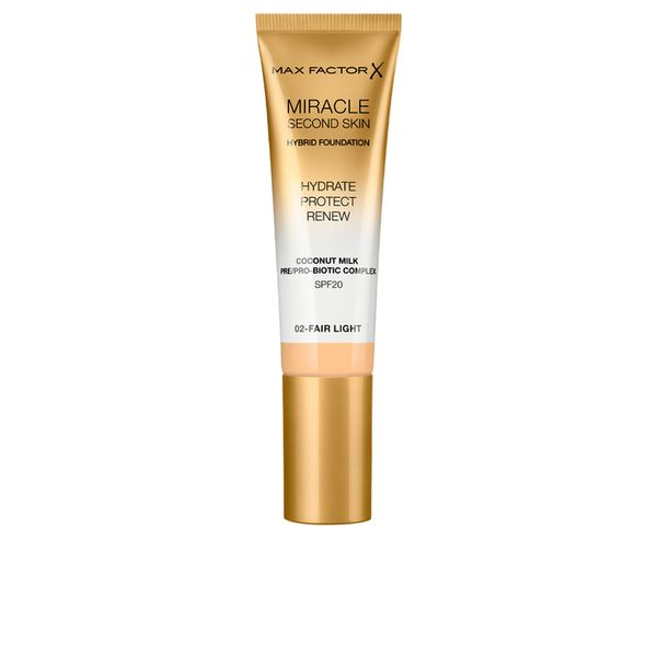 base-de-maquillaje-max-factor-miracle-second-skin-hydrate-foundation-x-30-ml