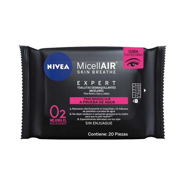 toallitas-desmaquillante-nivea-micellair-expert-x-20-un