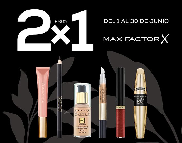 MAX FACTOR 2X1 premium mobile