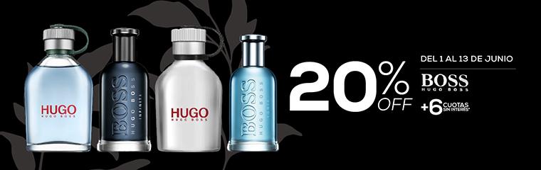 Hugo Boss desk
