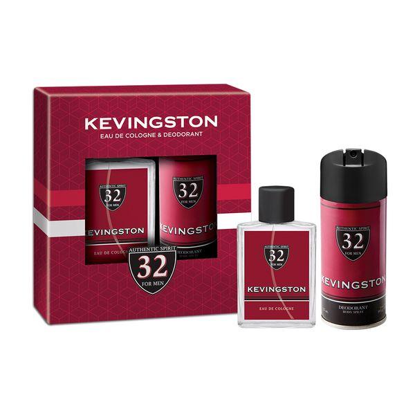 estuche-kevingston-32-rojo-eau-de-cologne-x-100-ml-desodorante-x-160-ml